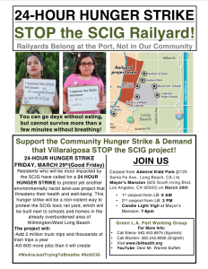 Hunger Strike Flyer